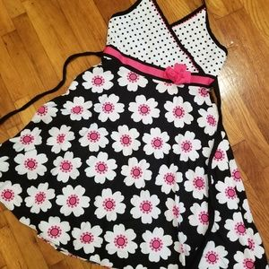 Girls halter top dress